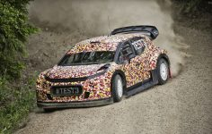 THE DEVELOPMENT OF THE 2017 WORLD RALLY CAR ACCELERATES IN FINLAND
