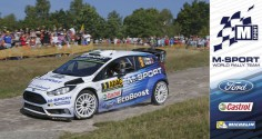 FIA WORLD RALLY CHAMPIONSHIP (WRC 2015): M-SPORT WORLD RALLY TEAM – HIGHS AND LOWS FOR M-SPORT IN DEUTSCHLAND