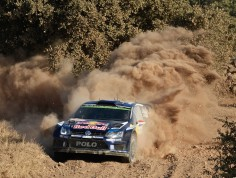 FIA WORLD RALLY CHAMPIONSHIP (WRC 2015): VOLKSWAGEN RED BULL MOTORSPORT- RELISHING THE HEAT OF BATTLE- VOLKSWAGEN IDEALLY PREPARED FOR THE RALLY ITALY