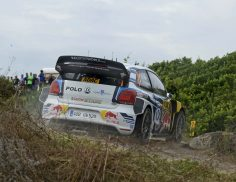 MASTER OF FASTER: OGIER TAKES THE LEAD AT RALLY GERMANY
