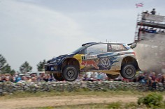 FIA WORLD RALLY CHAMPIONSHIP (WRC 2015): VOLKSWAGEN RED BULL MOTORSPORT- TURBOGIER – VOLKSWAGEN SEIZES LEAD AT THE RALLY ITALY