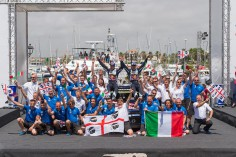 """FIA WORLD RALLY CHAMPIONSHIP (WRC 2015): VOLKSWAGEN RED BULL MOTORSPORT- VICTORY AND """" BIG POINT"""" ON SARDINIA – OGIER, INGRASSIA AND VOLKSWAGEN EXTEND THEIR WORLD CHAMPIONSHIP LEAD"""