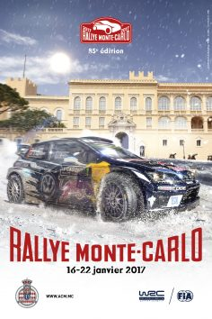 A CURTAIN-RAISER TAILORED TO MATCH THE STAKES OF THE 2017 FIA WRC