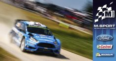 FORD FIESTA LEADS AT RALLY POLAND