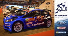 FIA WORLD RALLY CHAMPIONSHIP (WRC2 – 2016): BRYNILDSEN GETS A NEW EVOLUTION FORD FIESTA R5 FOR RALLY SWEDEN