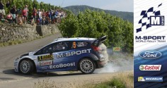 FIA WORLD RALLY CHAMPIONSHIP (WRC 2015): M-SPORT WORLD RALLY TEAM – M-SPORT KEEN TO SPRING A SURPRISE AT THE TOUR DE CORSE