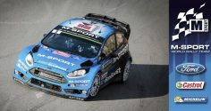 M-SPORT POISED TO PROVE TARMAC PACE