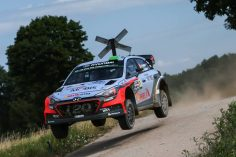 HYUNDAI MOTORSPORT ON PODIUM COURSE AS PADDON MAINTAINS PRESSURE IN POLAND