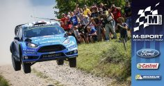 M-SPORT CLEARED FOR FINLAND TAKE OFF