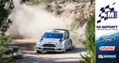 FIA WORLD RALLY CHAMPIONSHIP (WRC) 2015: M-SPORT WORLD RALLY TEAM-M-SPORT TO BUILD CONFIDENCE AT MEXICAN FIESTA