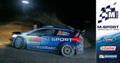 FIA WORLD RALLY CHAMPIONSHIP 2015: M-SPORT WORLD RALLY TEAM- END OF DAY QUOTES, RALLYE MONTE-CARLO, SECTION ONE