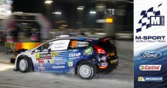 FIA WORLD RALLY CHAMPIONSHIP 2015: M-SPORT WORLD RALLY TEAM-A SWEDE LEADS IN SWEDEN
