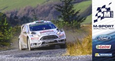 FIA WORLD RALLY CHAMPIONSHIP (WRC 2015): EVANS SALVAGES SIXTH ON HOME SOIL – WALES RALLY GB – M-SPORT WORLD RALLY TEAM
