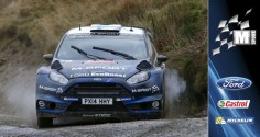 M-SPORT WORLD RALLY TEAM: HIRVONEN TAKES ON ONE FINAL FIGHT