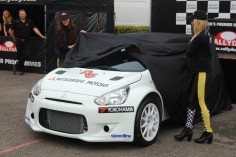 FIA WRC2 / ERC 2015: MITSUBISHI R 5 – TOMAS WENG BY M-PART RALLIART SWEDEN – INTERVIEW SWEDISH TEAM