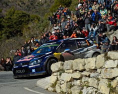 FIA WORLD RALLY CHAMPIONSHIP 2015: VOLKSWAGEN RED BULL MOTORSPORT-ONE-TWO-THREE! VOLKSWAGEN MAKES HISTORY AT THE RALLY MONTE CARLO