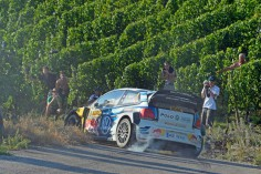 FIA WORLD RALLY CHAMPIONSHIP (WRC 2015): VOLKSWAGEN RED BULL MOTORSPORT – MADE (IT) IN GERMANY: VOLKSWAGEN ONE-TWO-THREE AT HOME WRC EVENT