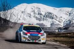 ITALIAN RALLY CHAMPIONSHIP (CIR 2016): ANDREUCCI-ANDREUSSI, PEUGEOT 208 T16 R5 WIN THE RALLY IL CIOCCO AND VALLE DEL SERCHIO AND CONFIRM THEIR LEAD OF THE ITALIAN RALLY CHAMPIONSHIP