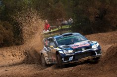 TITLE NUMBER TWELVE IN THE WRC – VOLKSWAGEN SETS ITS SIGHTS ON THE MANUFACTURERS' CHAMPIONSHIP