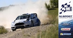 FIA WORLD RALLY CHAMPIONSHIP (WRC 2015): M-SPORT WORLD RALLY TEAM- MIDDAY QUOTES RALLY POLAND, SECTION TWO