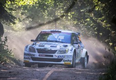 FIA WORLD RALLY CHAMPIONSHIP (WRC2 – 2015): TGS WORLDWIDE TEAM – TEEMU SUNINEN WAS SIXTH IN HIS CLASS IN POLAND