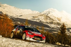 FIA WORLD RALLY CHAMPIONSHIP (WRC 2016): KRIS MEEKE SETS THE FASTEST TIME IN THE SHAKEDOWN