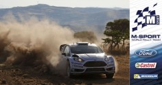 FIA WORLD RALLY CHAMPIONSHIP (WRC 2015): M-SPORT WORLD RALLY TEAM- MIDDAY QUOTES, RALLY ITALIA, SECTION TWO