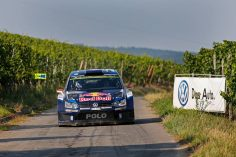 ASPHALT AT LAST! VOLKSWAGEN LOOKING FORWARD TO HOME RALLY EVENT IN GERMANY